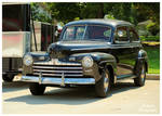 A Nice 1946 Ford Super Deluxe