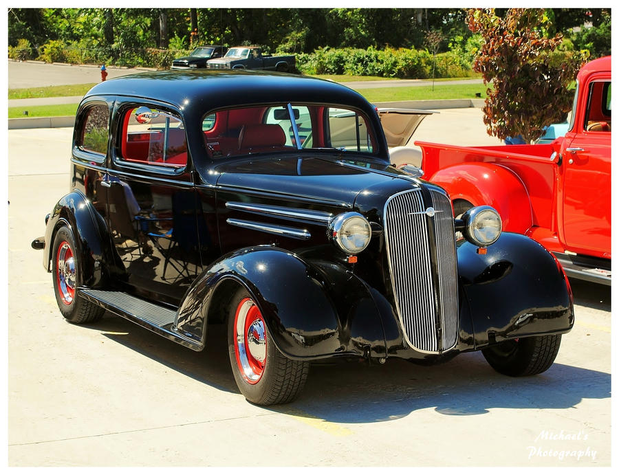 a 1936 chevy 2 door sedan by theman268 on deviantart
