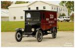 A 1925 Ford Model TT Delivery Van