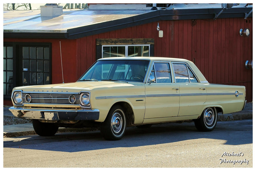 A Plymouth Belvedere by TheMan268