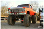 A Chevy 4x4 Stepside Truck