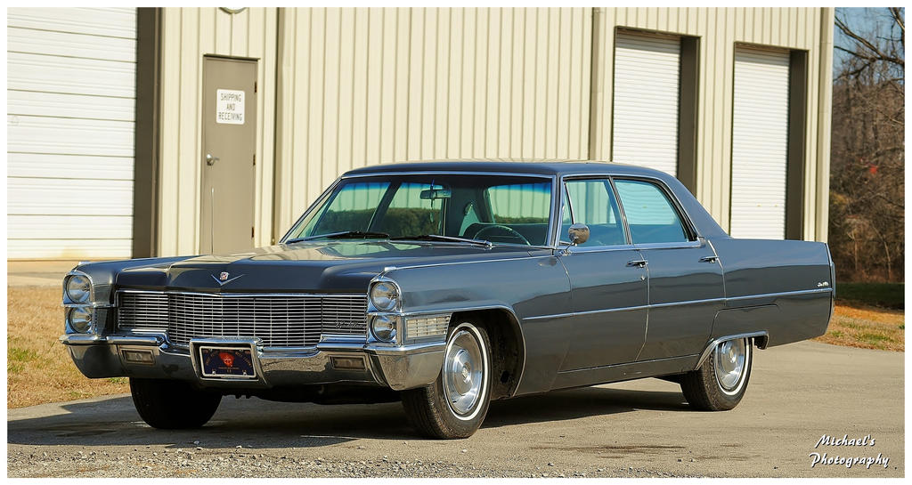 A 1965 Cadillac by TheMan268