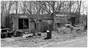 Johnson's Garage by TheMan268