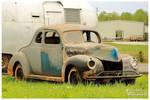 Rusty 1939 Ford