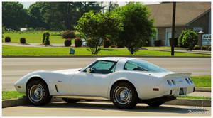 A 1978 Corvette