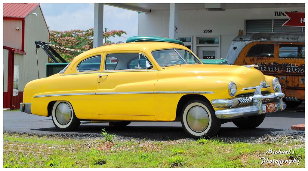 A 1951 Mercury Custom by TheMan268