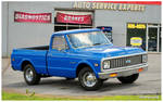 A Nice Chevy C/10 Truck