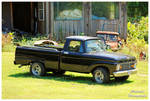 A Nice Mid 60's Ford Truck