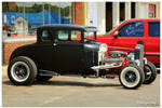 A Cool Classic Style Hot Rod