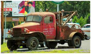 A Cool Old Wrecker