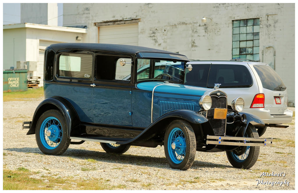 A Ford Model A by TheMan268