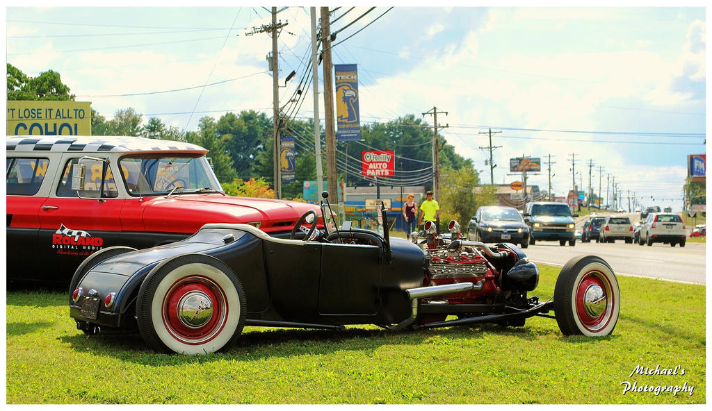 A Rat Rod by TheMan268