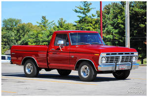 A Super Sharp Ford Truck by TheMan268