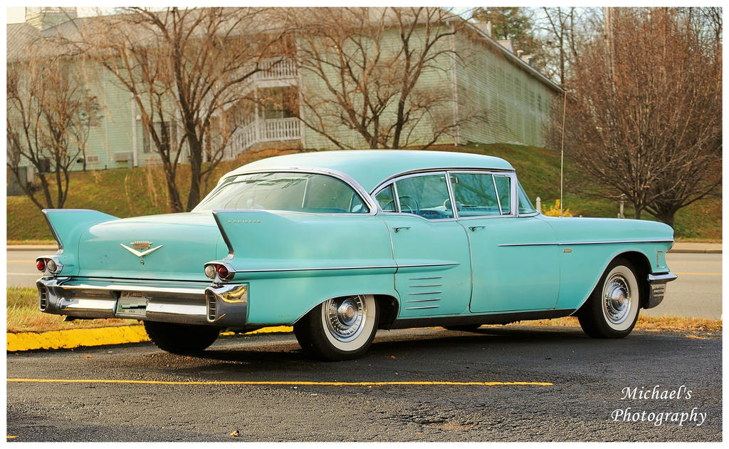 A 1958 Cadillac by TheMan268