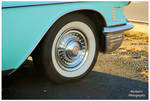 1958 Cadillac Hubcap
