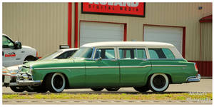 A Cool old Station Wagon
