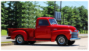 1950 Chevy Series 3100 Pickup Truck by TheMan268