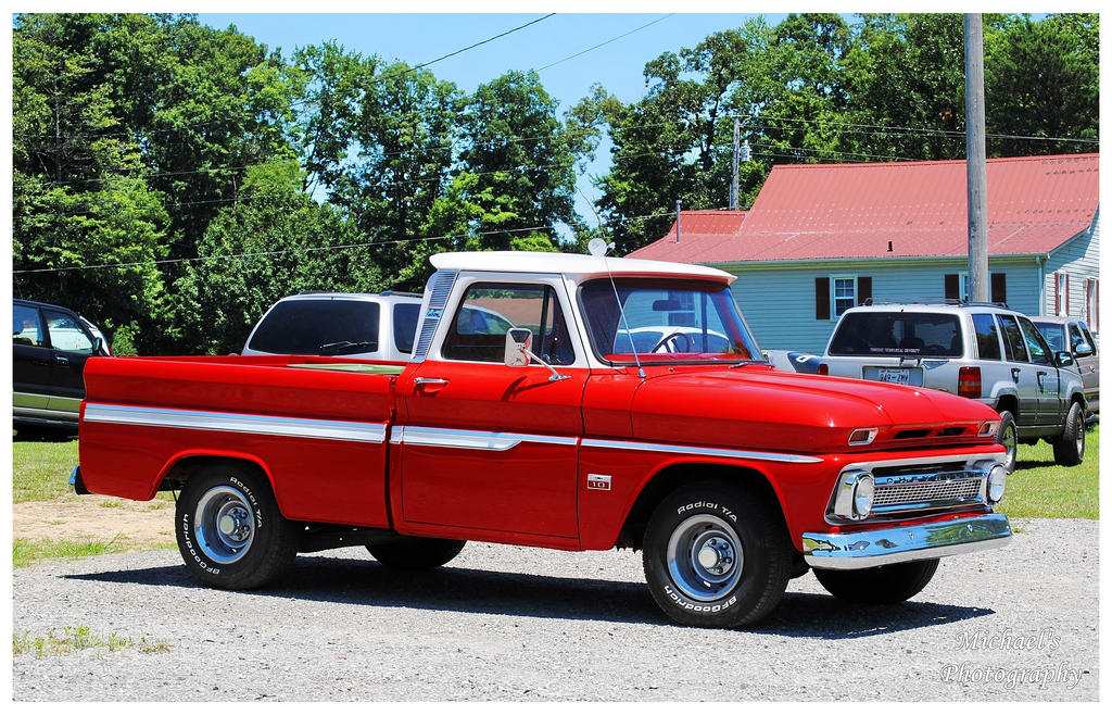 1966 chevrolet gm truck - photo #16