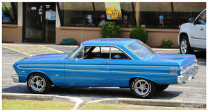 A Ford Falcon Futura that I saw at the Dairy Queen