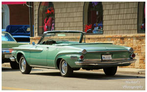 A 1962 Dodge Dart Convertible by TheMan268