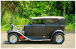 One Cool Hot Rod