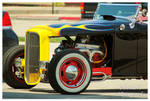A Very Cool Hot Rod's Engine