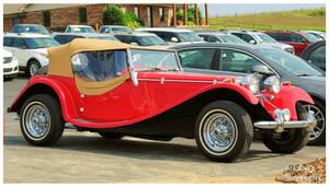 A Jaguar Kit Car by TheMan268