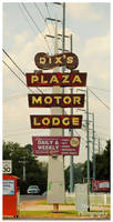 Dix's Plaza's Motor Lodge by TheMan268