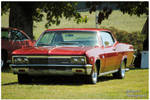 A 1966 Chevy Caprice