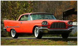 A 1957 Chrysler 300 by TheMan268