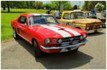 Mustang GT 350