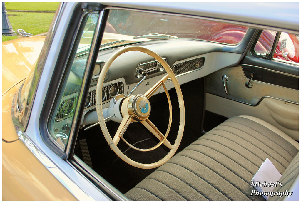 Interior In A Studerbaker President by TheMan268