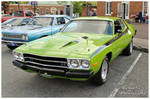 A Sublime Green Road Runner