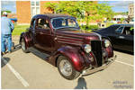 A Ford Hot Rod