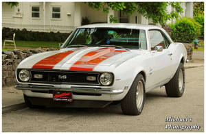 A 1968 Camaro SS by TheMan268