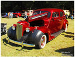 A 1940 Packard