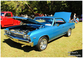A 1967 Chevelle SS by TheMan268