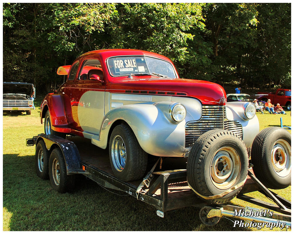 Standing Stone State Park Car Show