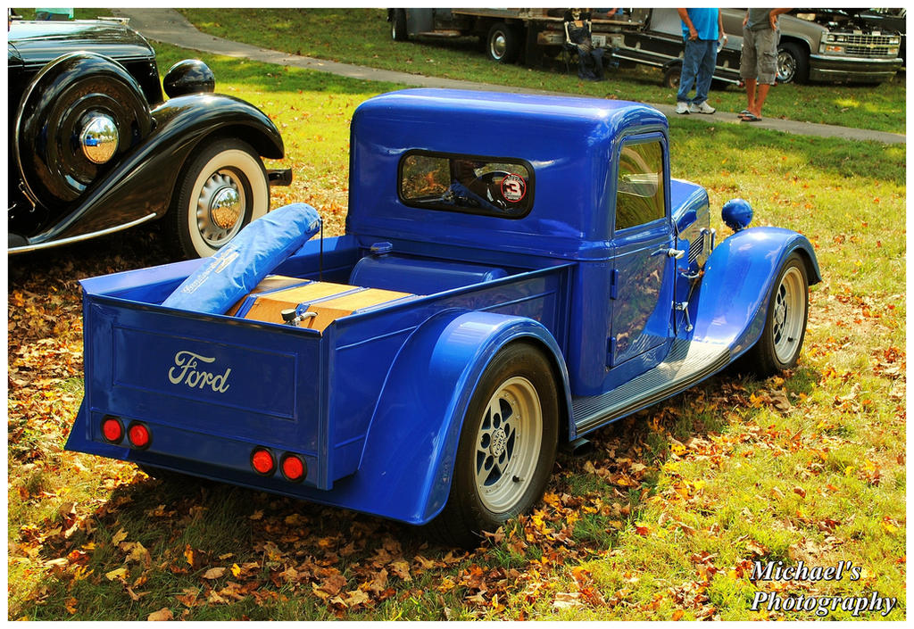 mini 1935 ford truck by theman268 on deviantart. Black Bedroom Furniture Sets. Home Design Ideas