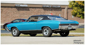 A 1968 Chevelle SS