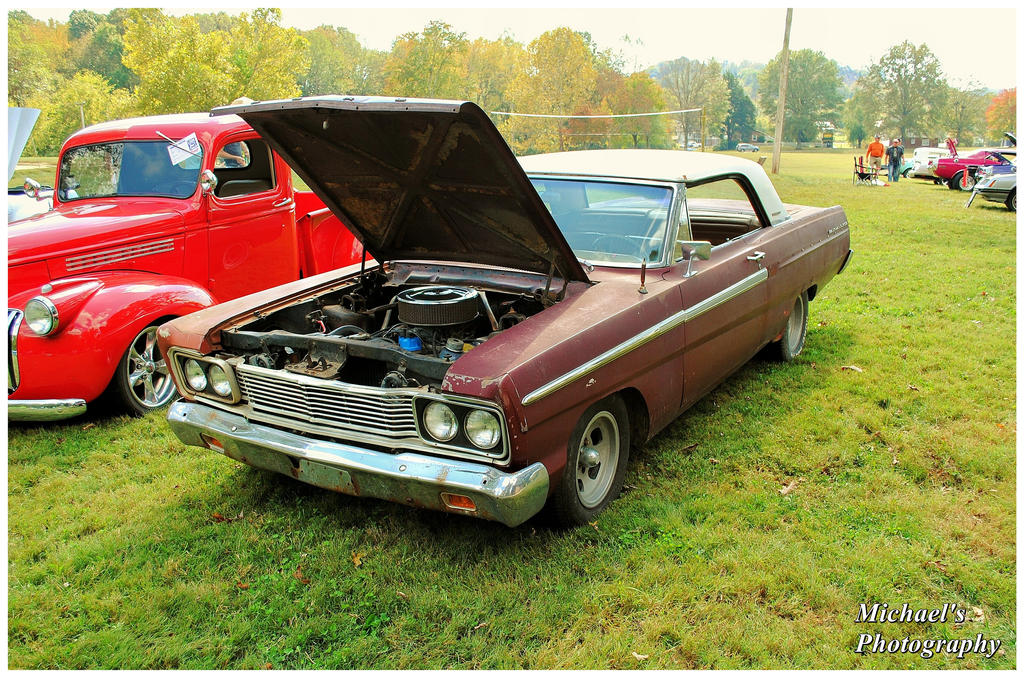 A 1965 Ford Fairlane 500 by TheMan268 on DeviantArt