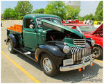 A 1946 Chevy Truck