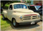 A 1949 Studebaker Truck
