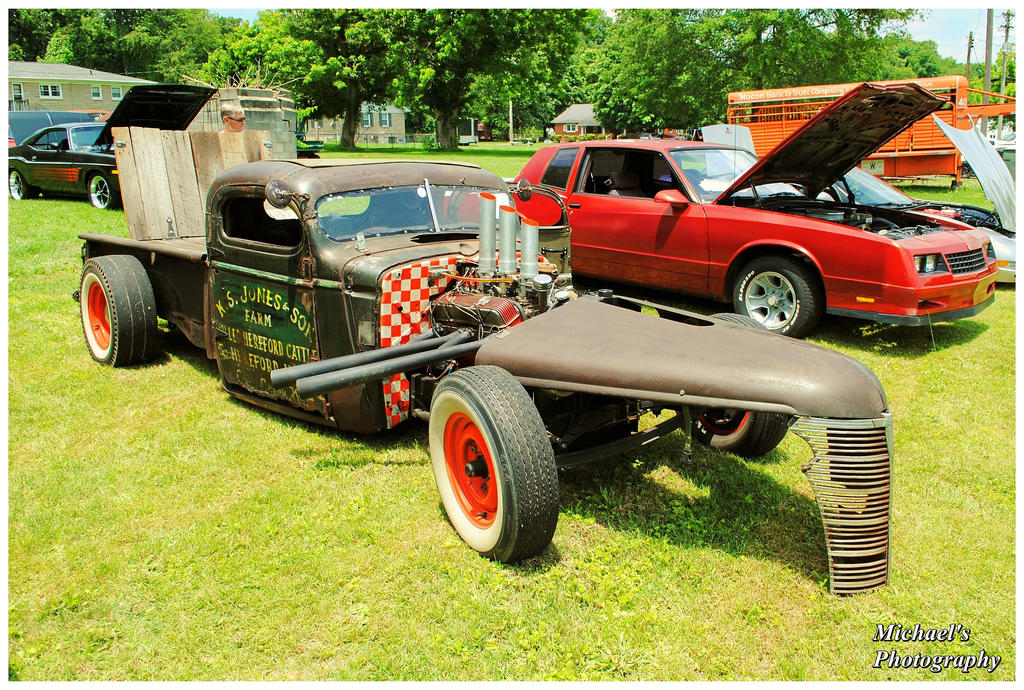 A 1941 Chevy Rat Rod Truck by TheMan268 on DeviantArt