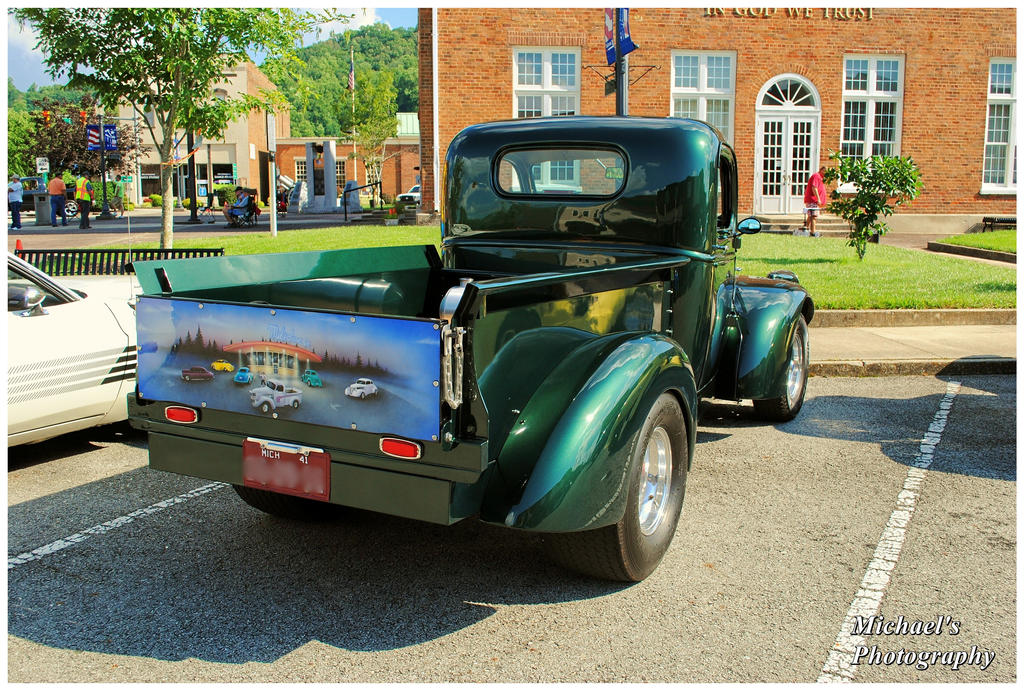 A 1941 Chevy Truck by TheMan268 on DeviantArt