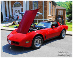 1982 Chevy Corvette by TheMan268