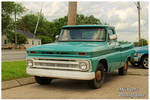 A 1965 Chevy C10 Pickup