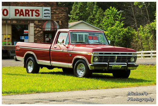 A Nice Ford Pickup