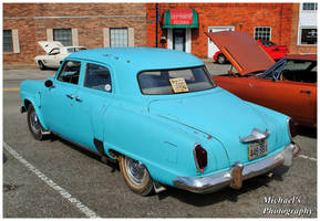 A 1951 Studebaker by TheMan268
