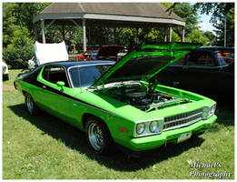 A 1973 Plymouth Road Runner by TheMan268